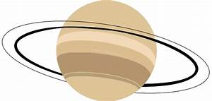 Planet Saturn Clipart (page 3) - Pics about space