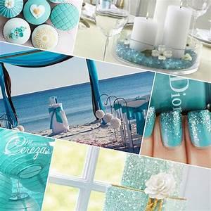 Planche d39inspiration mariage turquoise et blanc melle for Marvelous commentaire faire la couleur bleu 12 decoration anniversaire decoration salle anniversaire