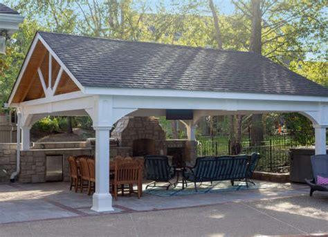 patio covers kits wood outdoor vinyl custom diy