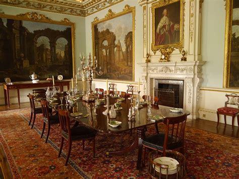 Shugborough Hall Dining Room © David Dixon :: Geograph