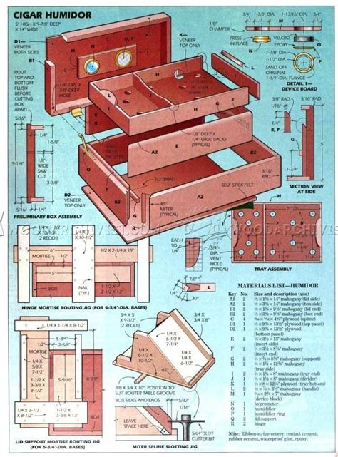 image result  cigar humidor design plans cigar