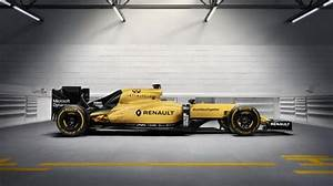 Renault Sport F1 : renault reveal yellow race livery for 2016 ~ Maxctalentgroup.com Avis de Voitures