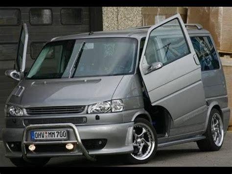 tuning volkswagen transporter т4 тюнинг фольксваген транспортер т4 youtube