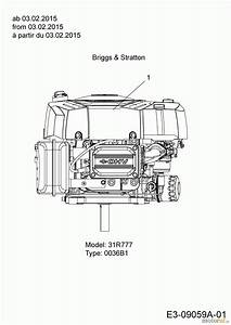 Briggs And Stratton 500 Series 158cc Owners Manual