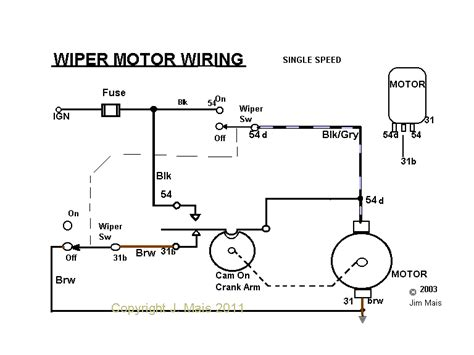 the 1966 vw beetle forum view topic wiper motor wiring