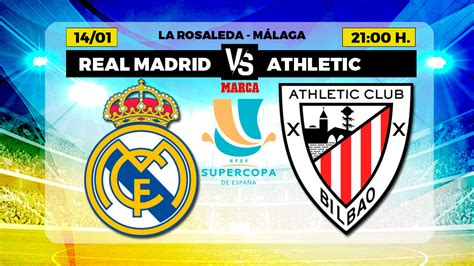 Real Madrid - Athletic Club: horario y dónde ver hoy por ...