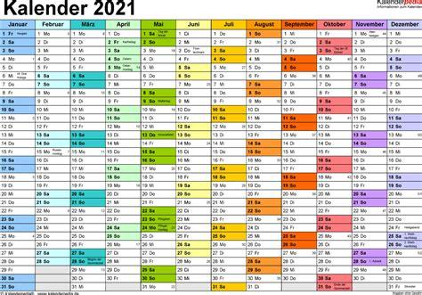 Während wir im weg des lebens gehen, müssen wir viele entscheidungen treffen. Excel Kalender 2021 - Download - CHIP