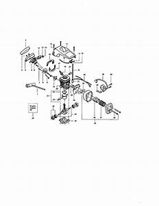 Wiring Diagram  33 Craftsman Chainsaw Fuel Line Routing