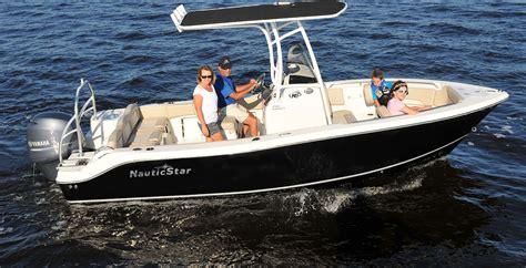 How Are Nautic Star Boats by 2102 Legacy Nauticstar Boats