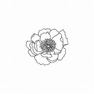 I love the idea of just outlines of flowers going up my ...