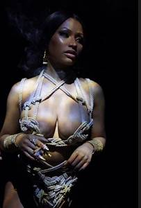 NICKI MINAJ on the Set of a Photoshoot 05/20/2017 - HawtCelebs