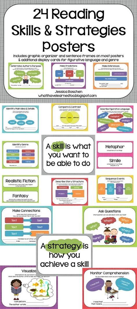 Reading Comprehension Skills, Reading Comprehension And Comprehension On Pinterest