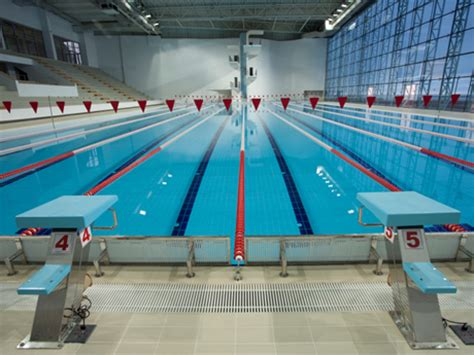 The Training Benefits Of An Olympicsize Pool Active