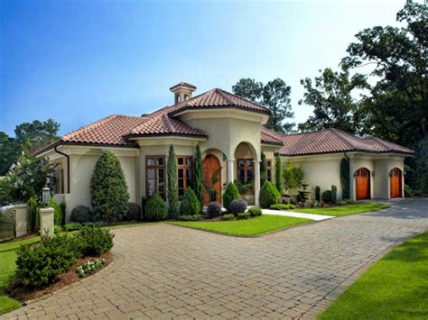 Mediterranean House Plans For Sale Awesome Spanish Style