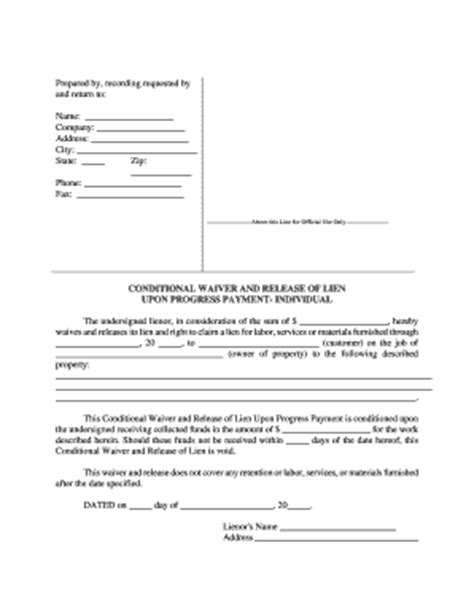 finding lien where can you find free property lien forms