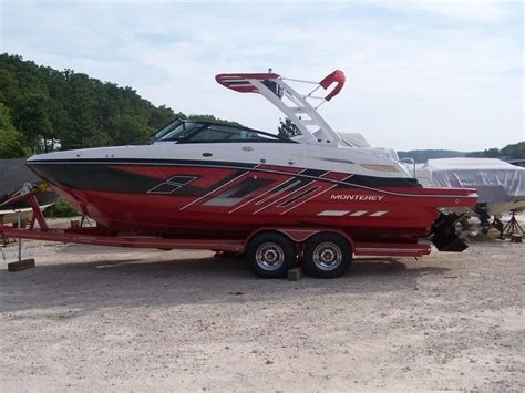 Monterey Boats M6 by 2016 New Monterey M6 Bowrider Boat For Sale Mo Us