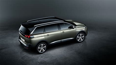 new 2017 peugeot 5008 joins 2017 peugeot 5008 debuts as seven seat suv