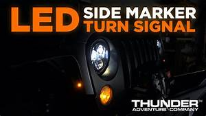 Jeep Jk Led Side Marker    Turn Signal Wiring