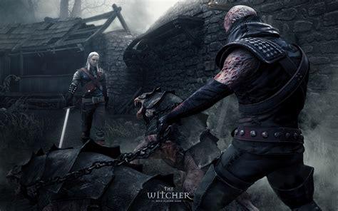 Witcher Wolf Wallpaper