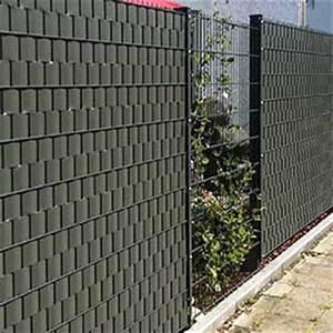 Sichtschutz Für Doppelstabmatten : natur sichtschutz aus bambus rinde weide pvc streifen ~ Orissabook.com Haus und Dekorationen