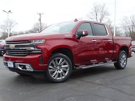 2019 Chevrolet High Country Price by New 2019 Chevrolet Silverado 1500 High Country Crew Cab In