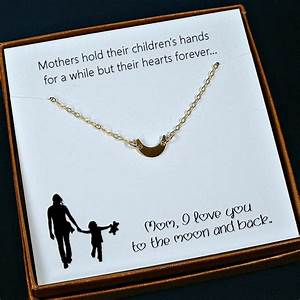 meaningful mom gifts mom necklace birthday mother39s day With meaningful wedding gifts for best friend