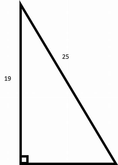 Perimeter Triangle Right Missing Geometry Problem Basic