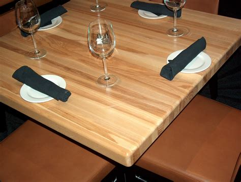 bar table cuisine resin table tops restaurant tables