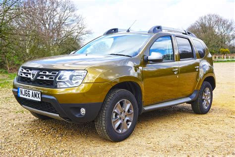 Dacia Duster Commercial Review Pictures Auto Express