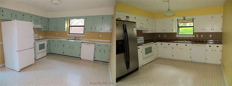 diy update kitchen cabinets shaker kitchen cabinet update before and after the diy 6896