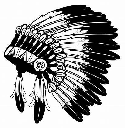 Indian Headdress Transparent Chief Native American War