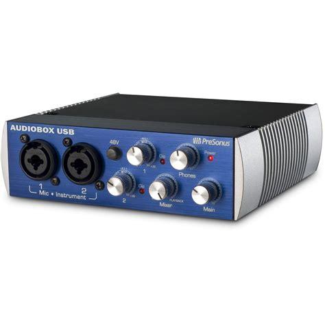 presonus audiobox usb 171 audio interface