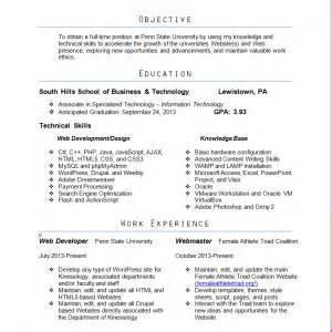 Career Services Psu Resume by Buy Essay Sle Psu Resume Powerpointsrounding