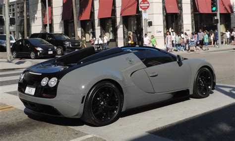 is this the meanest bugatti veyron in the world