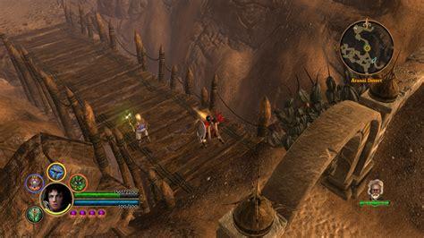 dungeon siege 3 abilities gamebanshee dungeon siege iii treasures of the sun
