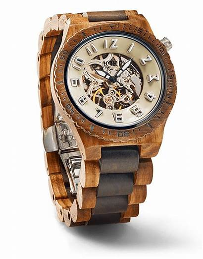 Zebrawood Gift Jord Dover Sandalwood Dark Watches