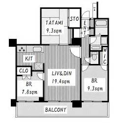 mansion layouts a basic guide to japanese apartments japan info