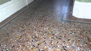Terrazzo floor polishing youtube for How to remove stains from terrazzo floors