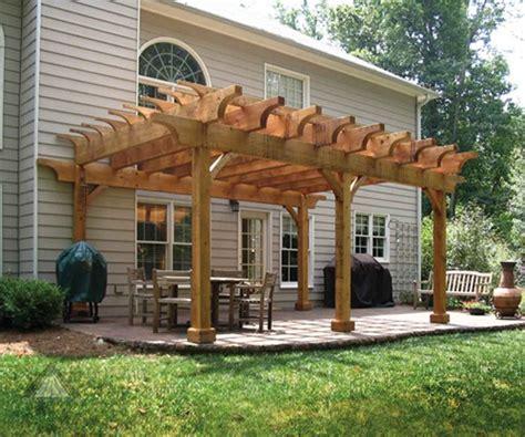 Kitchen Extension Design Ideas - pergola builders