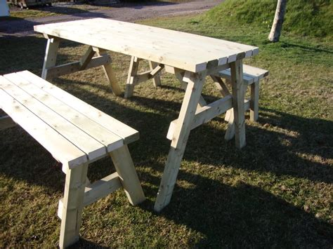 bench picnic table picnic table and bench set