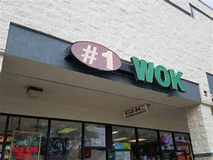 Number 1 Wok Chinese Restaurant 1080 E Highway 50 in