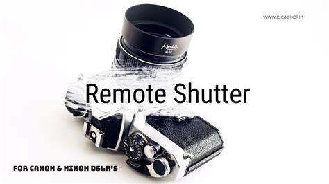 canon 5d remote shutter best wireless remote shutter release for canon 5d 6d 60d 70d