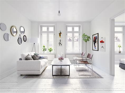 40 Gorgeously Minimalist Living Rooms That Find Substance Dining Room Table Light Black And White Furniture Living Walmart Chairs Traditional Lighting Laminate Floor Wood Country Wall Decor For Bench Seating