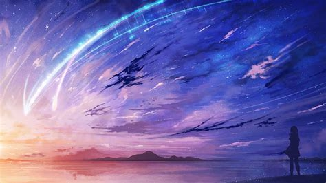 Anime Landscape Wallpaper - your name anime landscape wallpapers top free your name