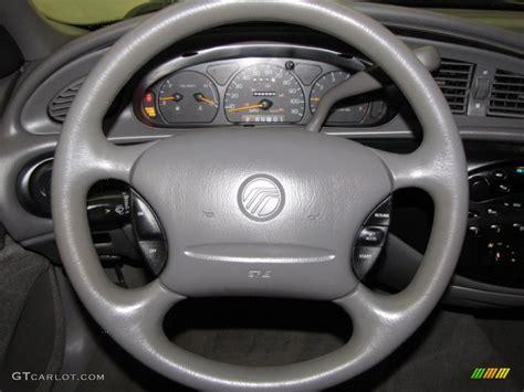 old car manuals online 1996 mercury sable interior lighting 1996 mercury sable gs sedan gray steering wheel photo 40123067 gtcarlot com