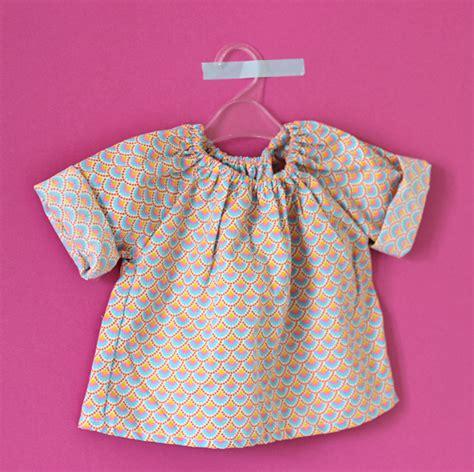 blouse mode blouse diy une blouse pour bébé facile mode bon plans