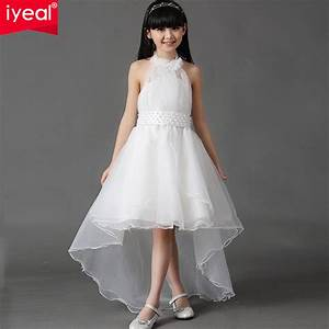 new elegant flower girl dresses for weddings sleeveless With dresses for wedding party
