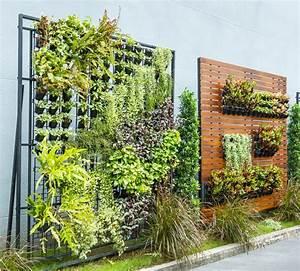Vertical, Garden, Systems, Wall, Gardening