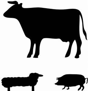 Farm Animals Clip Art at Clker.com - vector clip art ...