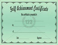 Golf Certificate Template Free Best Volunteer Certificate Templates Download Certificate Template Volunteer Certificate